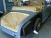 Car with first primer